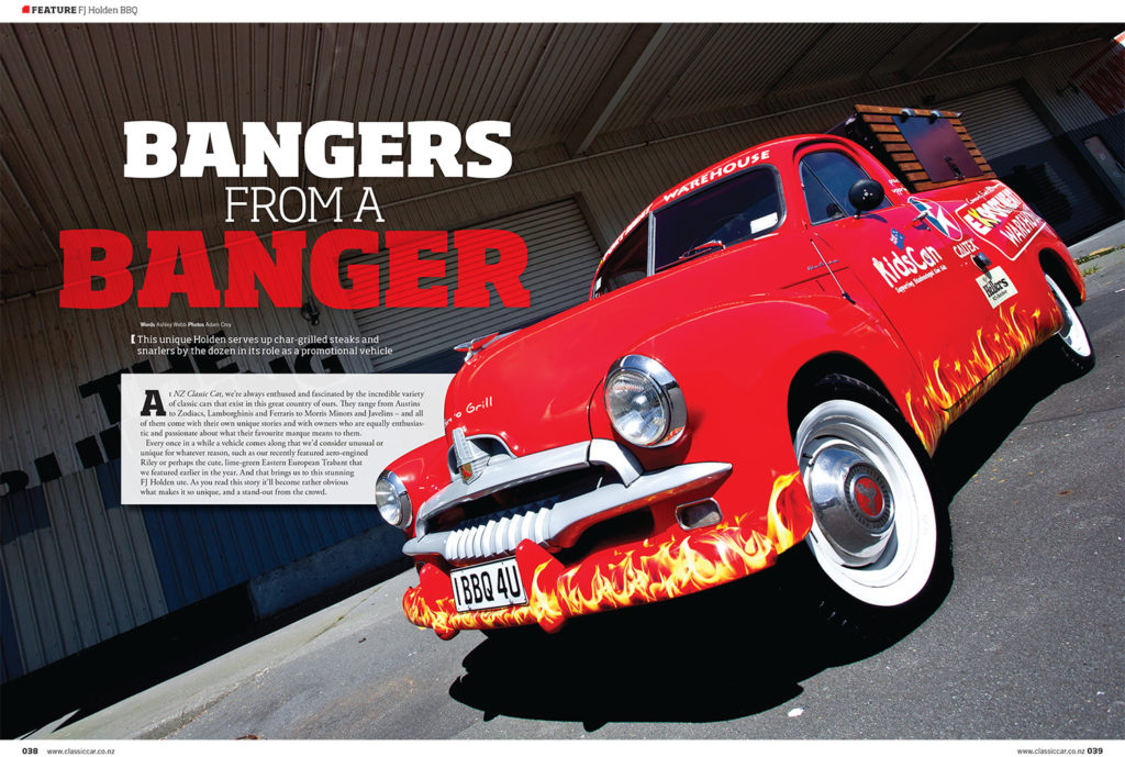 1955 FJ Holden Ute – Bangers From A Banger – The Surgery – Classic ...