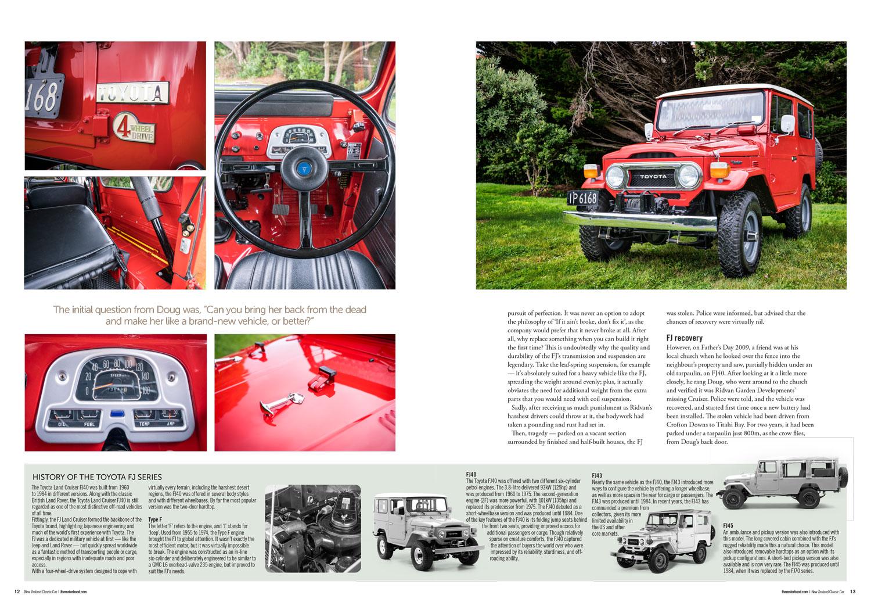 1977 Toyota FJ40 Land Cruiser – Surgical Procedure – The Surgery